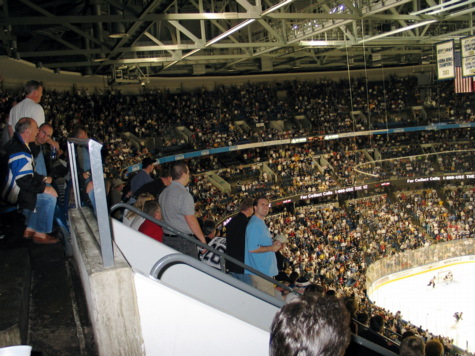 [picture: Devils at Lightning, March 5th, 2004]
